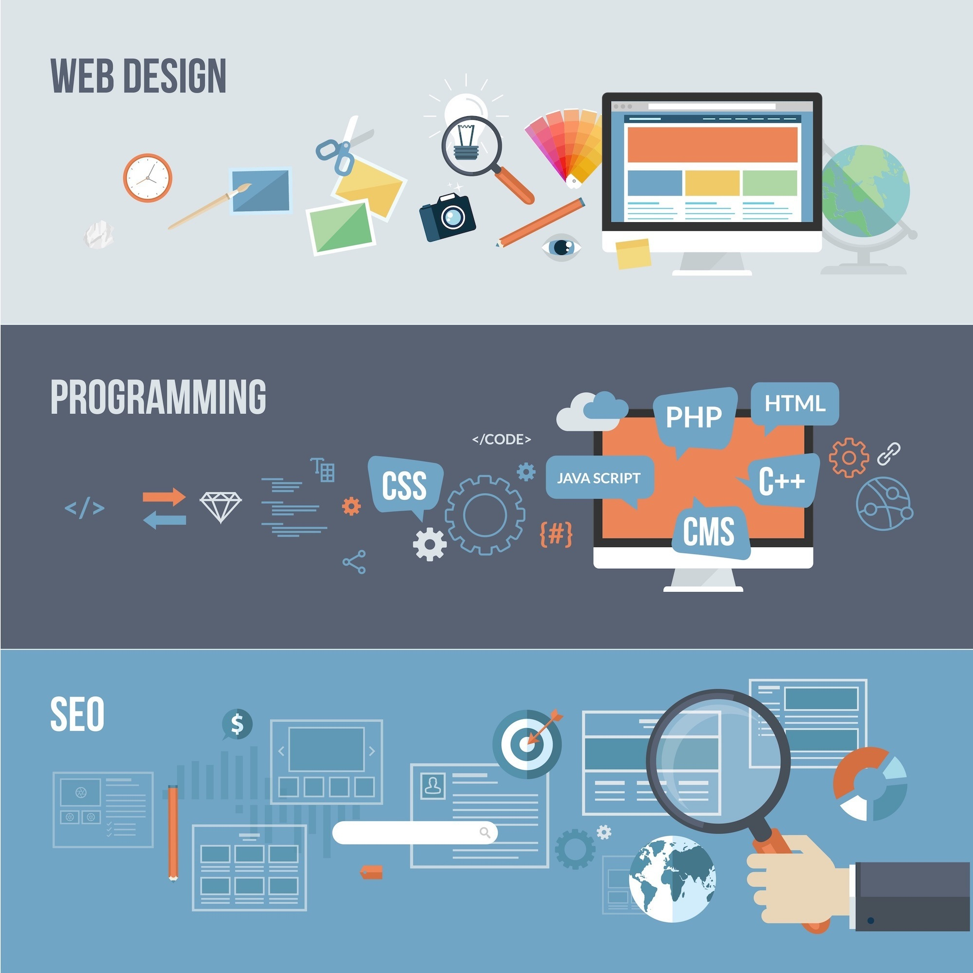 Web Design in Las Vegas Developer Learn New Abilities With A Website Style Course